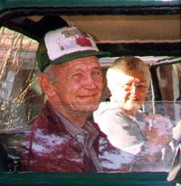 My grandparents - Nevert M. & Robbie Berrong